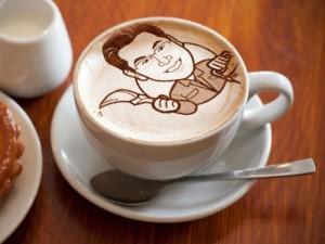 ぬりぞうコーヒーカップ