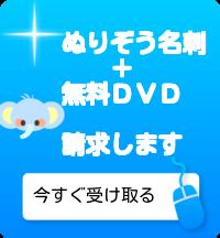 ぬりぞう名刺+無料DVD請求