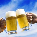 生ビールの季節ですね