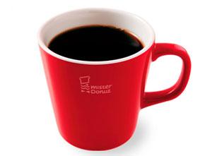 141024ミスドのコーヒー